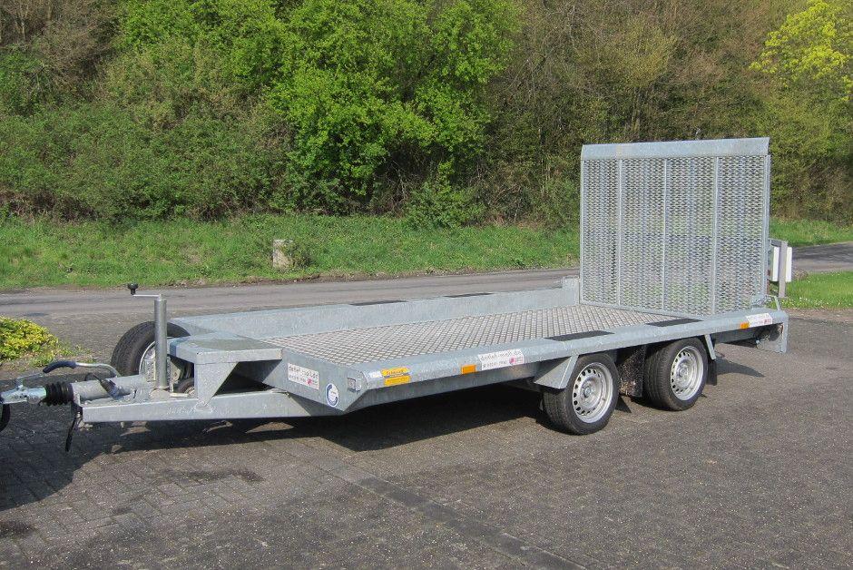 Geliebte PKW Anhänger 3,5 t - Minitieflader mieten - Autovermietung Detlef Moll &JF_62
